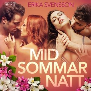 Midsommarnatt - erotisk novell (ljudbok) av Kat