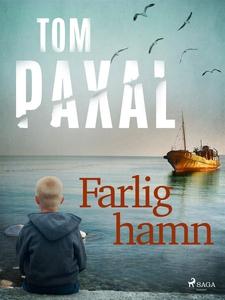 Farlig hamn (e-bok) av Tom Paxal