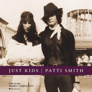 Just kids (ljudbok) av Patti Smith