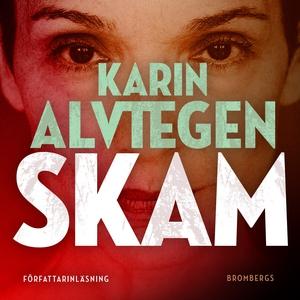 Skam (ljudbok) av Karin Alvtegen