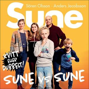 Sune vs Sune (ljudbok) av Sören Olsson, Anders