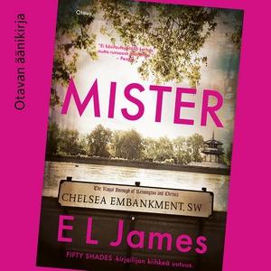 Mister (ljudbok) av E L James