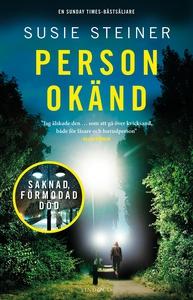 Person okänd (e-bok) av Susie Steiner