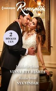 Vinna ett hjärta/Nya vindar (e-bok) av Michelle