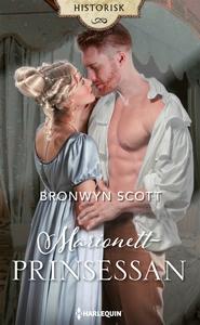 Marionettprinsessan (e-bok) av Bronwyn Scott