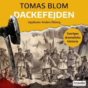 Dackefejden (ljudbok) av Tomas Blom