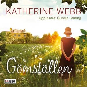 Gömställen (ljudbok) av Katherine Webb