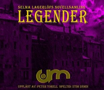 Legender (ljudbok) av Selma Lagerlöf