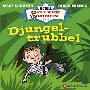 Djungeltrubbel : När rum 5 blev en djungel och