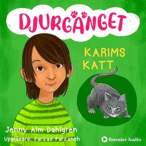 Karims katt (ljudbok) av Jenny Alm Dahlgren