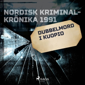 Dubbelmord i Kuopio (ljudbok) av Diverse