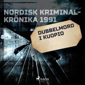 Dubbelmord i Kuopio