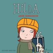Hilda åker skridskor