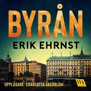 Byrån (ljudbok) av Erik Ehrnst