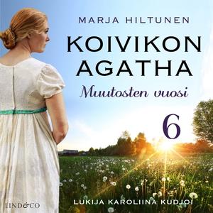 Muutosten vuosi (ljudbok) av Marja Hiltunen