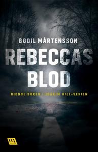 Rebeccas blod (e-bok) av Bodil Mårtensson