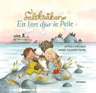 Saltkråkan: Ett litet djur åt Pelle (ljudbok) a