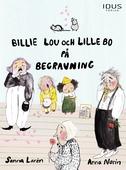 Billie Lou och Lille Bo på begravning