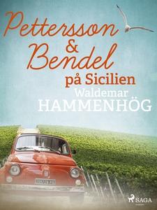 Petterson och Bendel på Sicilien (e-bok) av Wal