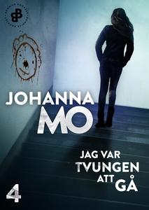 Jag var tvungen att gå (e-bok) av Johanna Mo