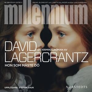 Hon som måste dö (ljudbok) av David Lagercrantz