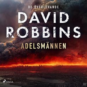 Adelsmännen (ljudbok) av David Robbins