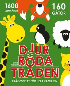 Röda tråden djur (e-bok) av Sara Starkström
