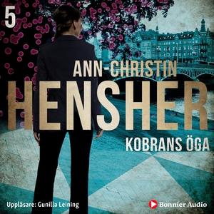 Kobrans öga (ljudbok) av Ann-Christin Hensher