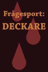 Frågesport : Deckare (Epub2) (e-bok) av Nicotex