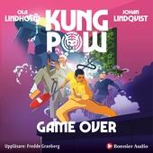 Kung Pow. Game over