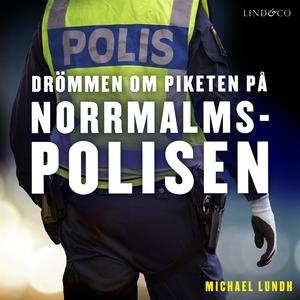 Drömmen om piketen på Norrmalmspolisen (ljudbok