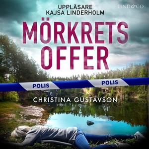 Mörkrets offer (ljudbok) av Christina Gustavson
