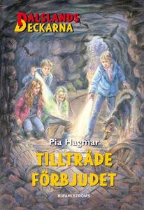 Tillträde förbjudet (ljudbok) av Pia Hagmar