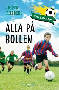 Alla på bollen (ljudbok) av Jesper Tillberg