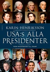 USA:s alla presidenter - Från Washington till T