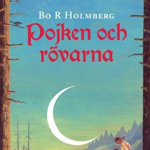 Pojken och rövarna (ljudbok) av Bo R Holmberg