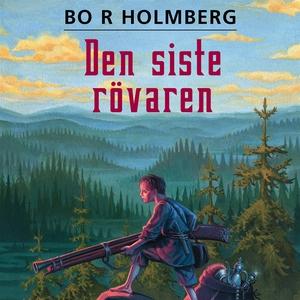 Den siste rövaren (ljudbok) av Bo R Holmberg