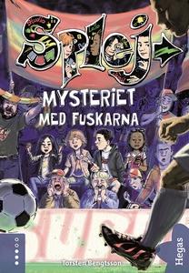 SPLEJ 6: Mysteriet med fuskarna (e-bok) av Tors