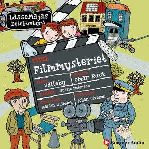 Filmmysteriet (ljudbok) av Martin Widmark
