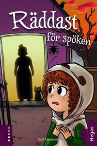 Lydia 4: Räddast för spöken (e-bok) av Gull Åke