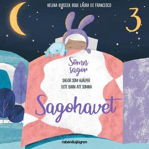 Sagohavet (ljudbok) av Helena Kubicek Boye