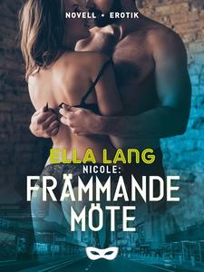 Nicole: Främmande möte (e-bok) av Ella Lang