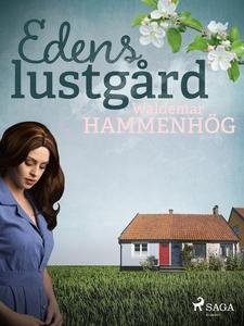 Edens lustgård (e-bok) av Waldemar Hammenhög