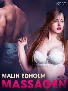 Massagen - erotisk novell (e-bok) av Malin Edho