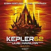 Kepler62 Uusi maailma: Saari