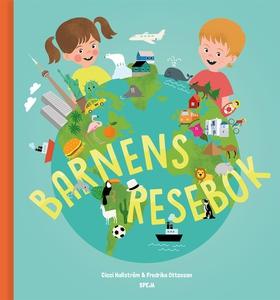 Barnens resebok (e-bok) av Fredrika Ottosson, C