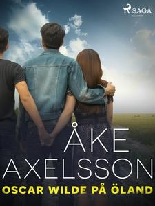 Oscar Wilde på Öland (e-bok) av Åke Axelsson