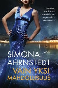 Vain yksi mahdollisuus (e-bok) av Simona Ahrnst