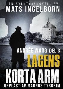 Lagens korta arm - Andrée Warg Del 3 (ljudbok)