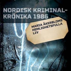 Maria Åkerbloms hemlighetsfulla liv (ljudbok) a